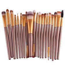 professional makeup tools aliexpress buy 20pcs makeup brushes professional set