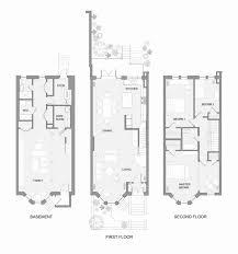 urban floor plans brownstone house plans new 8 best brownstone floorplans images on