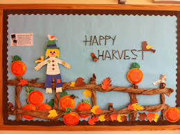 my harvest time bulletin board for preschool harvest bulletin