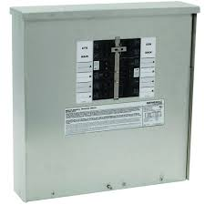 generac 30 amp manual transfer switch 10 16 circuits 7 5 kw