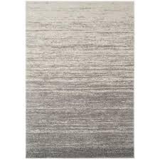 gray gray and gray safavieh adirondack light gray gray 9 ft x 12 ft area rug