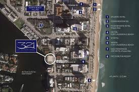 Fort Lauderdale Map Fort Lauderdale Beach Hotels Map Image Gallery Hcpr