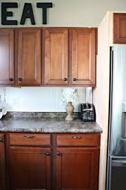 Kitchen Furniture 62 Best Decorating Above Kitchen Cabinets Images On Pinterest