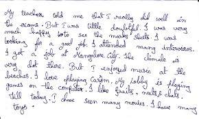 handwriting improvement classes in vijayanagar memory