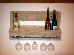 wine racks plans shelf with wine glass holder wine glass rack wine