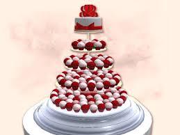 wedding cake options second marketplace big cake wedding cake cup cakes with
