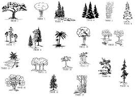 tree clipart american headstones