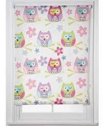 Buy Little Home At John Lewis Abbey Elephant Blackout Roller - Childrens blinds for bedrooms