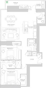Axis Brickell Floor Plans Echo Brickell New Condos For Sale Bogatov Realty