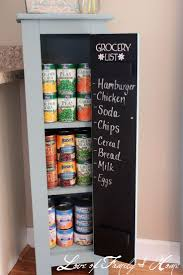 25 best no pantry solutions ideas on pinterest definition of 34 insanely smart diy kitchen storage ideas paint the long pantry door with chalk paint for my grocery list