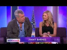 Jimmy Barnes News Channel 9 Jimmy Barnes Discusses Cold Chisel For 2014 Youtube