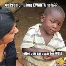 Easy Meme Creator - meme creator ga problema kag kwarta noh i offer you easy way