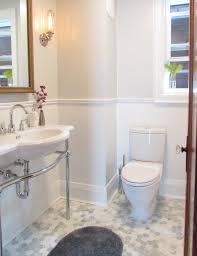 bathroom chair rail ideas looking wall mounted soap dispenser in bathroom traditional