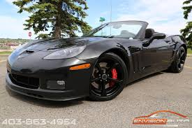 lifted corvette 25 000 50 000 km envision auto calgary highline luxury