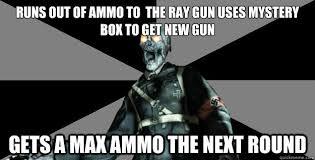 Zombie Memes - zombie meme max ammo fail by rodef shalom on deviantart