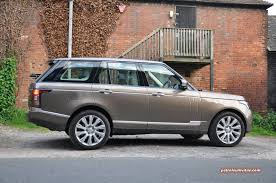 bronze range rover one day six hundred and fifty miles a range rover sdv8