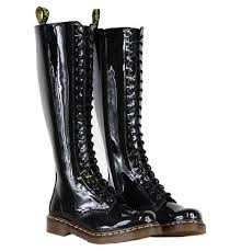 s boots 20 boots dr martens s 1b60 20 eye boot black patent 6 uk us