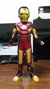 Iron Man Halloween Costume Toddler Free Shipping Iron Man Costume Arrival Kid U0027s Iron Man