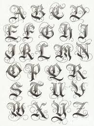 download tattoo ideas letters danielhuscroft com