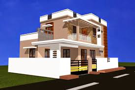Front Elevations Of Indian Economy Houses by Home Design Valuation