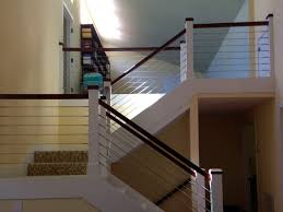 Banister And Handrail Cable Railing Residential Photo Gallery Ultra Tec Cable Railing