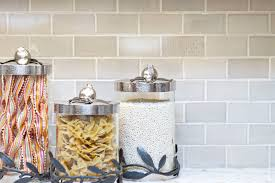 Buy Grey Subway Tile Backsplash Self Install Marble Tile - Ceramic subway tiles for kitchen backsplash