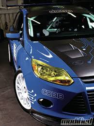 lexus hatchback modded 2012 ford focus se five door modified magazine