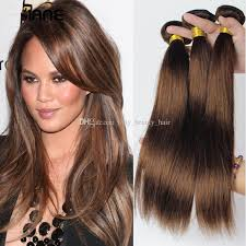 buy hair extensions color 4 medium brown peruvian hair extensions 8a brown