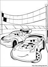 Cars Coloring Pages On Coloring Book Info Colouring Pages Of Cars