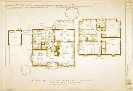 Leave It To Beaver House Floor Plan | leave it to beaver sitcom floor plan of their house nostalgia