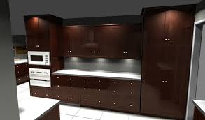 Full Wall Kitchen Cabinets Kitchen Room Wall Kitchen Captivating Kitchen Decoration Using