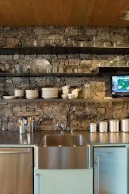 Stone Backsplash Kitchen by 129 Best Backsplash Fun Images On Pinterest Tiles Backsplash