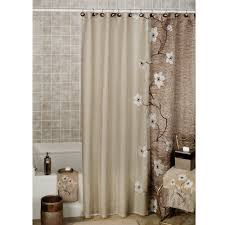 Bathroom Curtains Set Shower Curtain Sets With Window Curtains In Top Shower Curtain