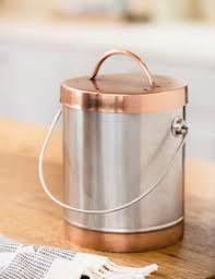 compost canister kitchen kitchen compost crocks kitchen compost bin gardener s supply