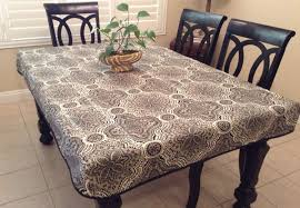 dining table cover clear incredible kitchen elastic clear vinyl tablecloth pict for dining
