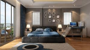 deco chambre lit noir decoration chambre lit noir visuel 4