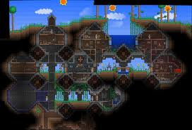 Terraria Map Viewer Metroid Minecraft Zelda And Clonk U003d Profit Terraria Page 17