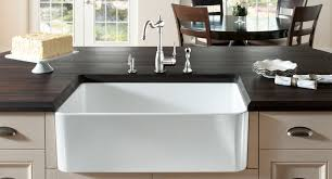 Kitchen Sinks With Backsplash Decor Butcher Block Counters With Tile Backsplash And Sink For