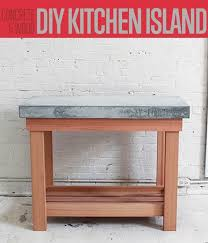 Kitchen Island Plans Diy Build A Cheap Kitchen Island Diy Projects Craft Ideas U0026 How To U0027s