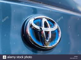 toyota hybrid logo toyota logo stock photos u0026 toyota logo stock images alamy