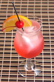 Cherry Cocktail Party Effect - cherry vodka sour mix that drink