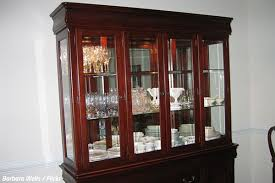 how to display china in a cabinet how to pack a china cabinet for moving moving tips