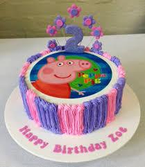 peppa pig birthday cakes peppa pig birthday cake three sweeties