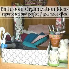 free bathroom organization ideas organized 31