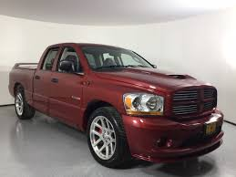 a dodge ram 50 best used dodge ram 1500 srt 10 for sale savings from