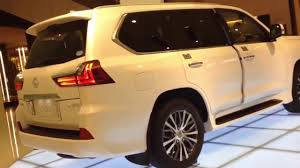 lexus ls redesign 2017 new car review new car 2017 lexus lx 570 luxury suv and