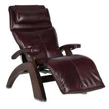 Zero Gravity Recliner Leather Refurbished Pc 610 Power Omni Motion Chair Zero Gravity