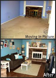 home decor decorating ideas for blue livingoom decorations and