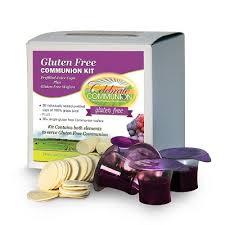 communion kits gluten free communion kit celebrate communion