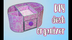 Pink Desk Organizers And Accessories by Diy Desk Organizer How To Make Desk Organizers Diy Room Decor